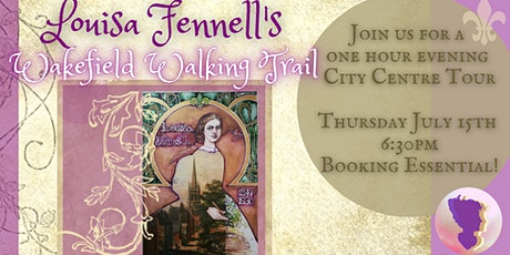 Louisa Fennell's City Centre Walking Tour tickets