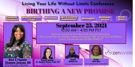 Birthing A New Promise Conference & Lunch tickets