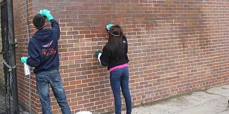 Volunteer for Vallejo Free of Graffiti Paint Party tickets
