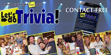 Let's Do Trivia! @ Washington Street Pub tickets