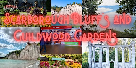 Scarborough Bluff's and Guildwood Gardens Walk tickets
