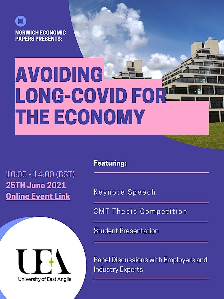Avoiding Long-Covid for the Economy image