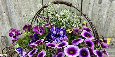 Create your own Outdoor Plant Arrangement tickets