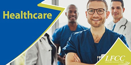 G3 Pathways Information Session - Healthcare tickets