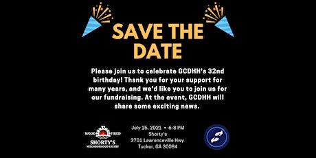 GCDHH 32nd Anniversary Celebration at Shorty's! tickets