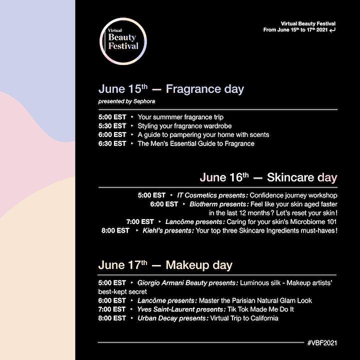 Virtual Beauty Festival Canada image