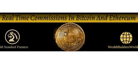 Earn Commissions in Bitcoin & Ethereum (Pre-launch) tickets