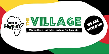 Mixed-Race Hair Masterclass for Parents tickets