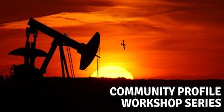 Community Profile Workshop Series tickets