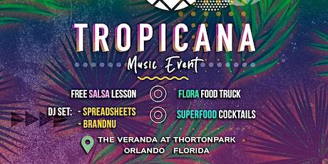 Tropicana Music tickets