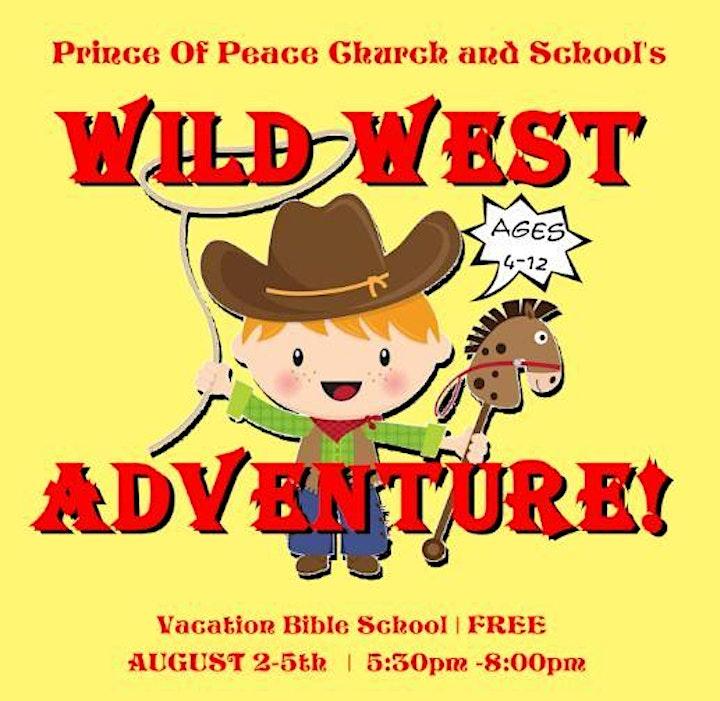 Wild West Adventure!  4-day Cowboy Camp image