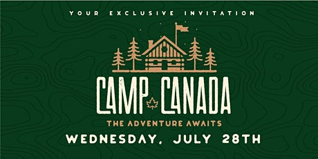Camp Canada: The Adventure Awaits! tickets