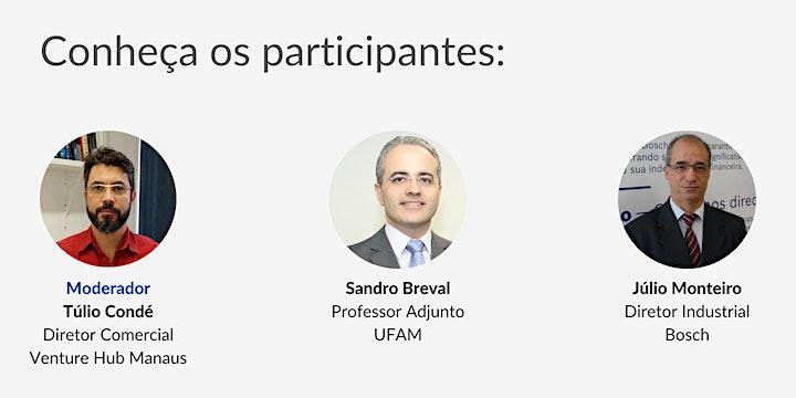 Imagem do evento Meetup Indústria 4.0 - Brasil 4.0: Presente ou Futuro?