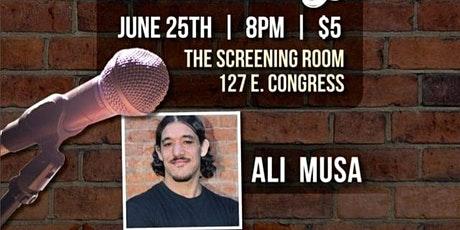 Comedy at the Screening Room tickets