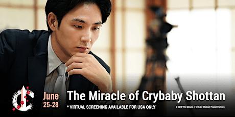 Virtual Screening - J-Film: The Miracle of Crybaby Shottan billets