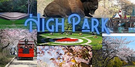 High Park Walk! tickets