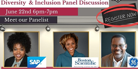 NSN Phoenix Diversity and Inclusion Panel Discussion tickets