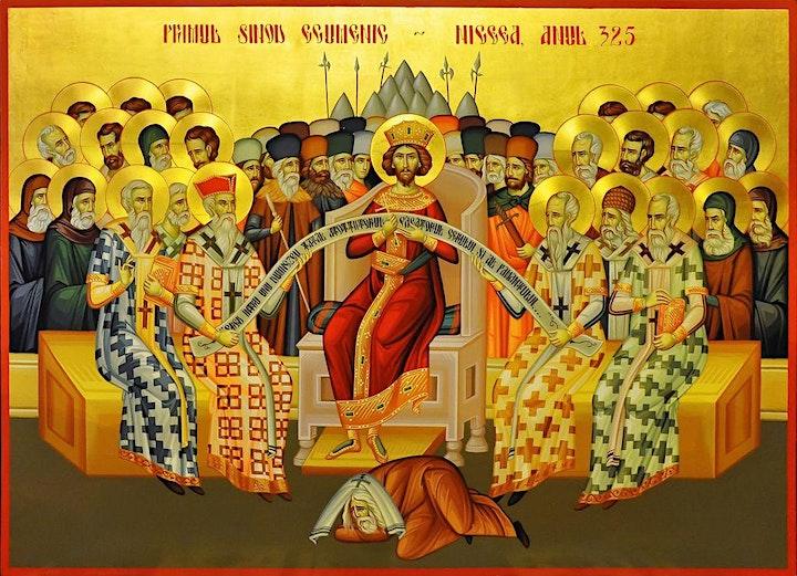Sf Liturghie Duminica a 7-a dupa Pasti / Divine Liturgy 7th Sunday Pascha image