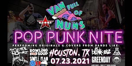 """Pop Punk Nite: Houston, TX! By: Van Full of Nuns"" tickets"