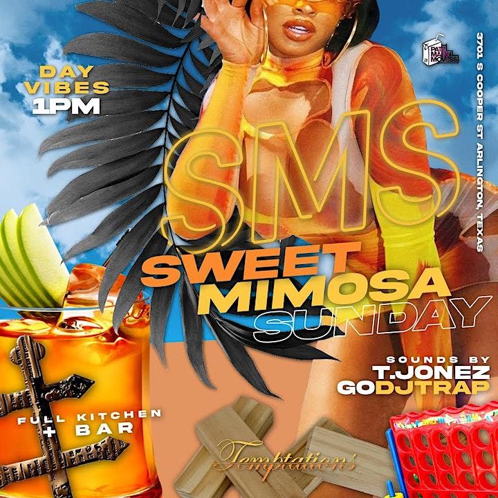 Sweet mimosa Sundays image