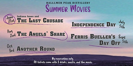 Indiana Jones And The Last Crusade At Ballmer Peak tickets