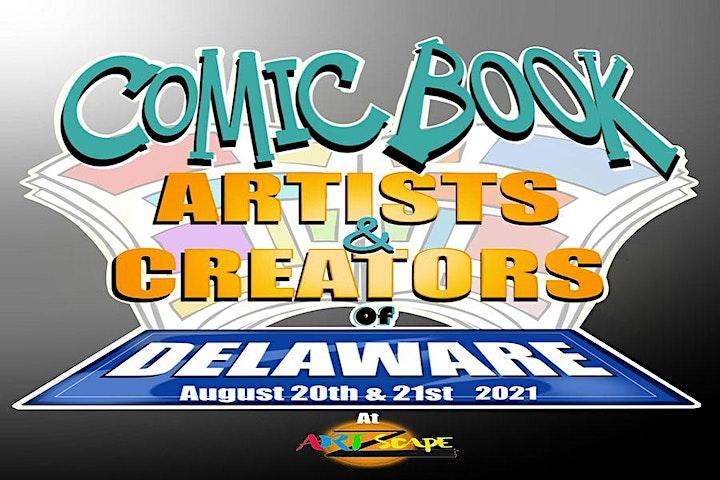 ComicBook Artists and Creators of Delaware image