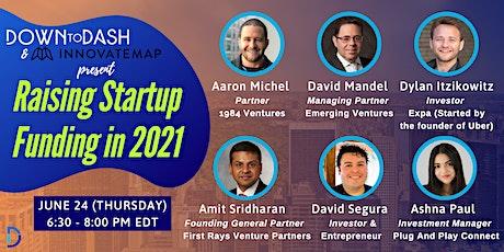 Raising Startup Funding in 2021 biljetter