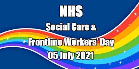 NHS, Social Care & Frontline Workers' Day tickets