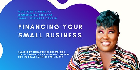 Financing Your Small Business tickets