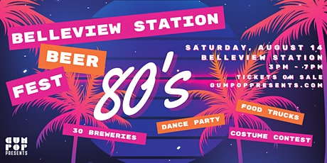 Belleview Station Beer Fest 2021 tickets
