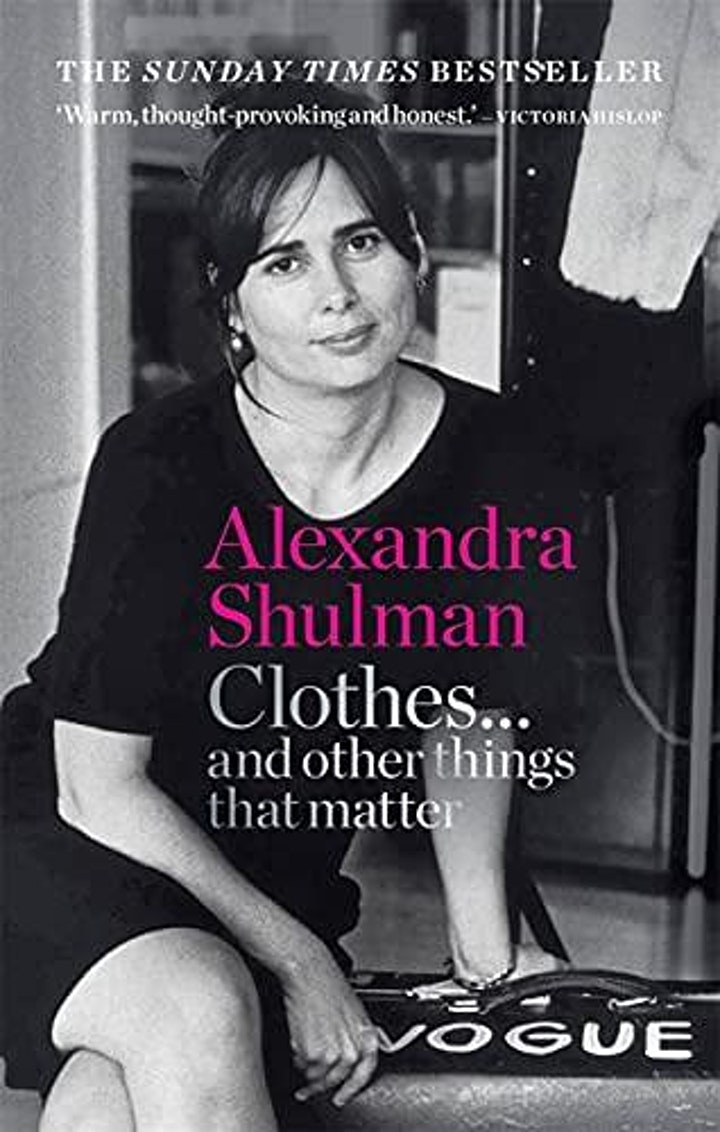 Alexandra Shulman - Clothes... and other things that matter image