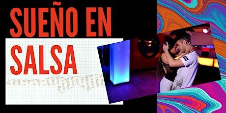 Sueño en Salsa tickets
