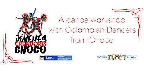 Workshop / Jovenes Creadores del Choco tickets