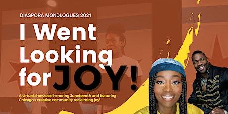 Diaspora Monologues 2021 tickets