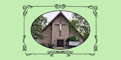 Saturday evening Mass, 7:00 PM tickets