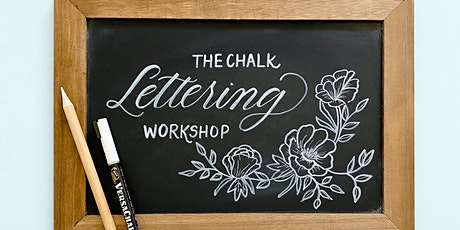 The Chalk Lettering Workshop tickets