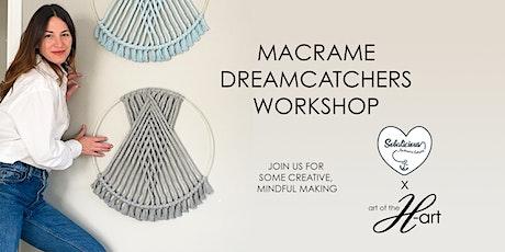 Macramé Dreamcatcher Workshop tickets