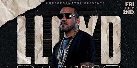 Lloyd Bank$ LIVE ‼️ tickets