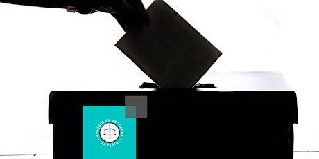Capacitación electoral: ámbito de los colegios profesionales de la abogacía entradas