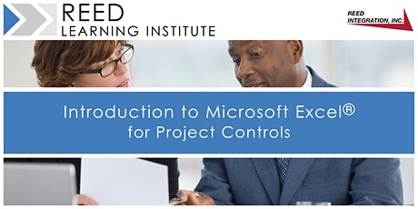 Introduction to Microsoft Excel® for Project Controls tickets