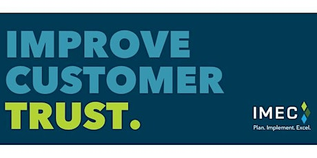 IMPROVE CUSTOMER TRUST: Manage Expectations and Have the Hard Conversations tickets