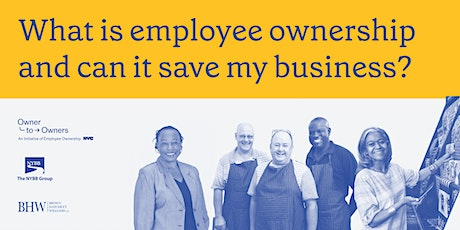 What is employee ownership and can it save my business? tickets