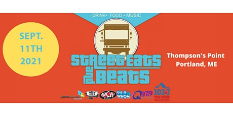 Street Eats and Beats - 21+ EVENT tickets