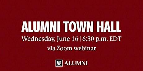Alumni Town Hall tickets