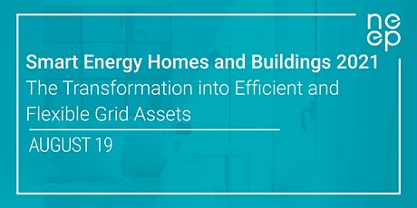 Smart Energy Homes and Buildings 2021 tickets