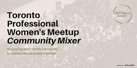 Women Entrepreneur Social Mixer tickets