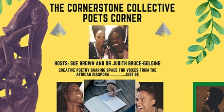Voices from the African Diaspora - The Cornerstone Collective Poets Corner tickets