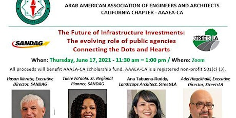 The Future of Infrastructure Investments: Connecting the Dots and Hearts tickets