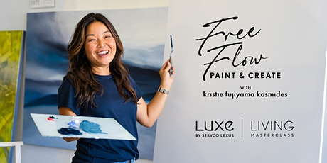 Luxe Living Masterclass with Kristie Fujiyama Kosmides tickets