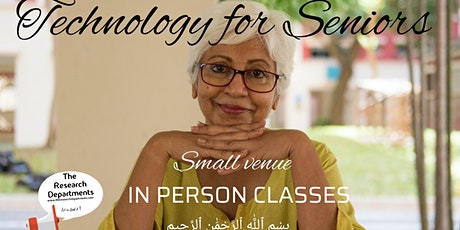 Technology for Seniors tickets